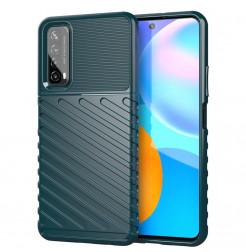 20398 - MadPhone Thunder силиконов кейс за Huawei P Smart 2021