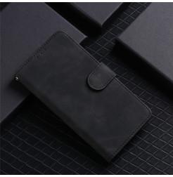 20435 - MadPhone Classic кожен калъф за Huawei P Smart 2021
