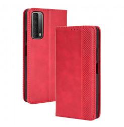 20474 - MadPhone Vintage кожен калъф за Huawei P Smart 2021