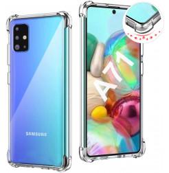 20531 - MadPhone удароустойчив силиконов калъф за Samsung Galaxy A71