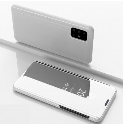 20679 - MadPhone ClearView калъф тефтер за Samsung Galaxy A71