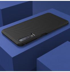 2075 - MadPhone релефен TPU калъф за Samsung Galaxy A7 (2018)
