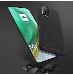 20850 - MadPhone релефен TPU калъф за Xiaomi Mi 10T / Mi 10T Pro