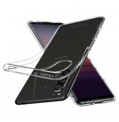 20932 - Spigen Liquid Crystal силиконов калъф за Sony Xperia 5 II