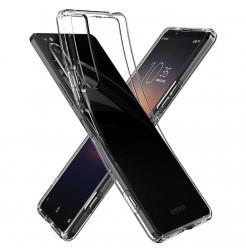20946 - Spigen Liquid Crystal силиконов калъф за Sony Xperia 1 II