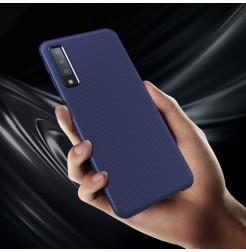 2098 - MadPhone релефен TPU калъф за Samsung Galaxy A7 (2018)