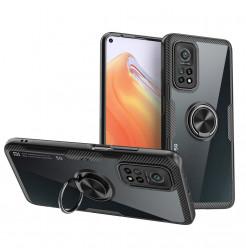 21065 - MadPhone Ring Case кейс със стойка за Xiaomi Mi 10T / Mi 10T Pro 5G