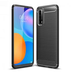 21233 - MadPhone Carbon силиконов кейс за Huawei P Smart 2021