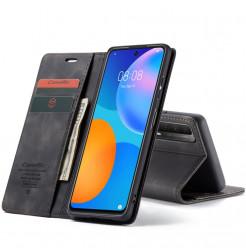 21322 - CaseMe премиум кожен калъф за Huawei P Smart 2021