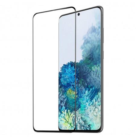 21503 - 5D стъклен протектор за Samsung Galaxy S21+ Plus