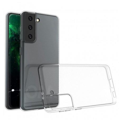 21522 - MadPhone супер слим силиконов гръб за Samsung Galaxy S21+ Plus