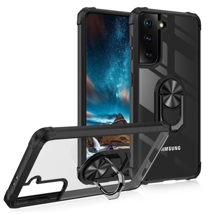 21528 - MadPhone Ring Case кейс със стойка за Samsung Galaxy S21+ Plus