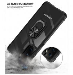 21531 - MadPhone Ring Case кейс със стойка за Samsung Galaxy S21+ Plus