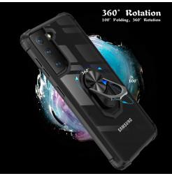 21532 - MadPhone Ring Case кейс със стойка за Samsung Galaxy S21+ Plus
