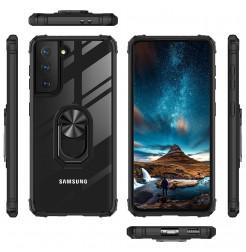 21533 - MadPhone Ring Case кейс със стойка за Samsung Galaxy S21+ Plus