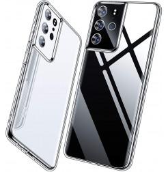 21601 - MadPhone супер слим силиконов гръб за Samsung Galaxy S21 Ultra