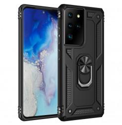 21633 - MadPhone Lithium удароустойчив калъф за Samsung Galaxy S21 Ultra