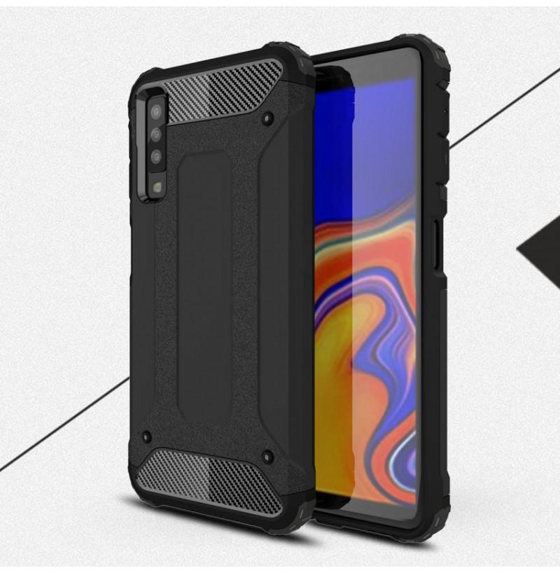 2166 - MadPhone Armor хибриден калъф за Samsung Galaxy A7 (2018)