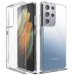 21756 - Ringke Fusion PC хибриден кейс за Samsung Galaxy S21 Ultra