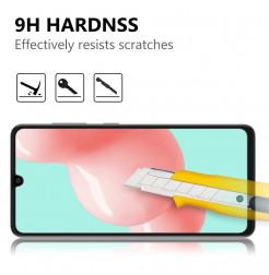 21900 - 3D стъклен протектор за целия дисплей Samsung Galaxy A12