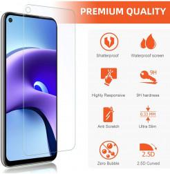 21929 - MadPhone стъклен протектор 9H за Xiaomi Redmi Note 9T 5G / Note 9 5G