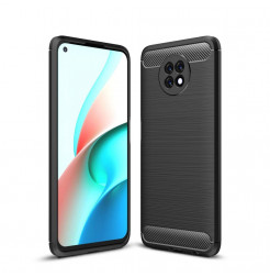 21941 - MadPhone Carbon силиконов кейс за Xiaomi Redmi Note 9T 5G / Note 9 5G