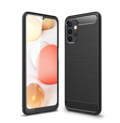 22113 - MadPhone Carbon силиконов кейс за Samsung Galaxy A32 5G