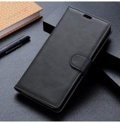 2227 - MadPhone Classic кожен калъф за Samsung Galaxy A7 (2018)