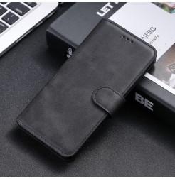 22379 - MadPhone кожен калъф за Motorola Moto G9 Play