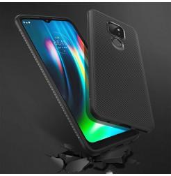 22398 - MadPhone релефен TPU калъф за Motorola Moto E7 Plus