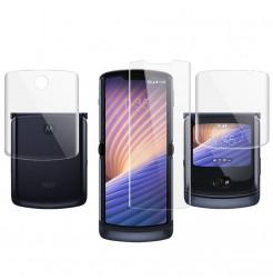 22420 - IMAK хидрогел протектор за Motorola Razr 5G