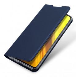 22467 - Dux Ducis Skin кожен калъф за Xiaomi Poco X3 NFC / Poco X3 Pro