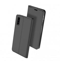 2259 - Dux Ducis Skin кожен калъф за Samsung Galaxy A7 (2018)