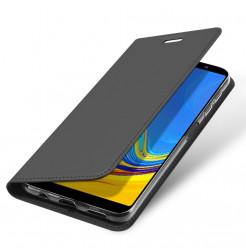 2262 - Dux Ducis Skin кожен калъф за Samsung Galaxy A7 (2018)