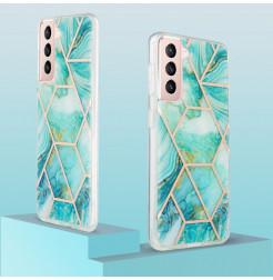 22646 - MadPhone Art силиконов кейс с картинки за Samsung Galaxy S21