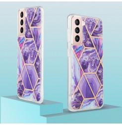 22656 - MadPhone Art силиконов кейс с картинки за Samsung Galaxy S21