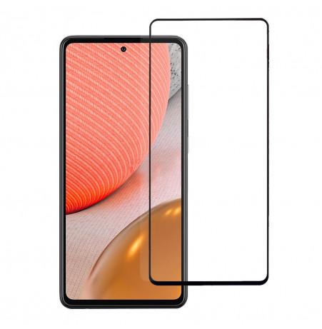 22759 - 5D стъклен протектор за Samsung Galaxy A72