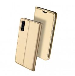 2278 - Dux Ducis Skin кожен калъф за Samsung Galaxy A7 (2018)