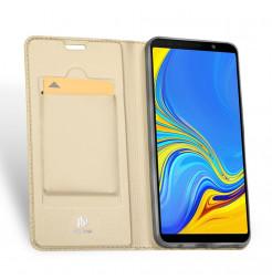 2279 - Dux Ducis Skin кожен калъф за Samsung Galaxy A7 (2018)