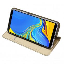 2281 - Dux Ducis Skin кожен калъф за Samsung Galaxy A7 (2018)