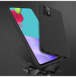22872 - MadPhone релефен TPU калъф за Samsung Galaxy A52 4G / 5G
