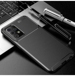 22884 - iPaky Carbon силиконов кейс калъф за Samsung Galaxy A52 4G / 5G