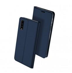 2290 - Dux Ducis Skin кожен калъф за Samsung Galaxy A7 (2018)