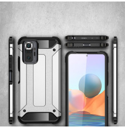 23298 - MadPhone Armor хибриден калъф за Xiaomi Redmi Note 10 Pro