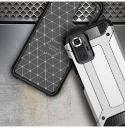 23300 - MadPhone Armor хибриден калъф за Xiaomi Redmi Note 10 Pro