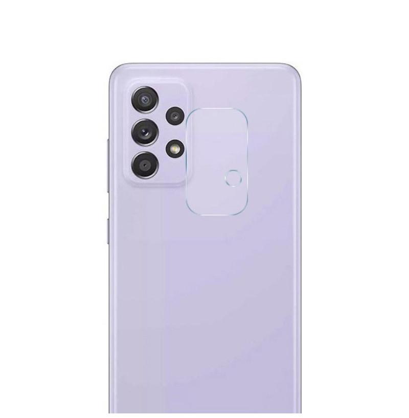 23392 - Стъклен протектор за камерата на Samsung Galaxy A72