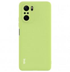 23506 - IMAK UC-2 силиконов калъф за Xiaomi Poco F3