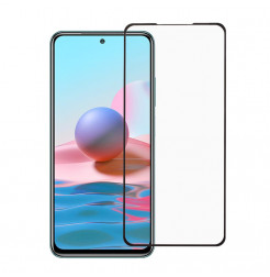 23595 - 3D стъклен протектор за целия дисплей Xiaomi Redmi Note 10 / Note 10S