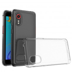 23707 - MadPhone супер слим силиконов гръб за Samsung Galaxy Xcover 5