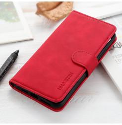 23772 - MadPhone Classic кожен калъф за Xiaomi Redmi Note 10 Pro